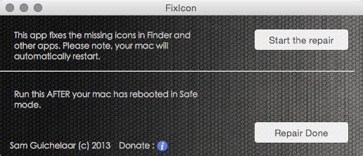 FixIcon von Sam Guichelaar